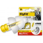 Беруши для полетов ALPINE FlyFit