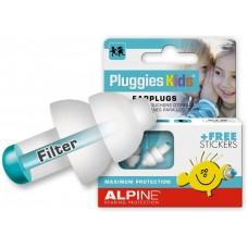 Детские универсальные беруши ALPINE Pluggies Kids