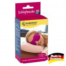 Маска для сна OHROPAX 3D Pink