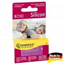 Силиконовые беруши OHROPAX Silicon