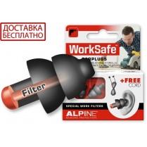 Беруши от шума ALPINE WorkSafe