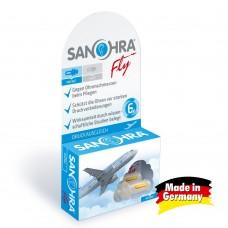 Беруши для самолёта SANOHRA Fly